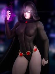 Raven by Nivilis