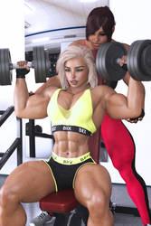 Workout 3 by Nivilis