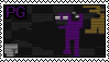 Purple Guy Stamp by PapyJake