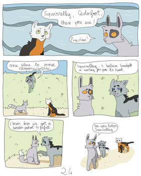 Warrior Cats LCS | chp 2 page 9