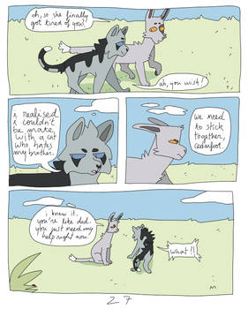 Warrior Cats LCS | chp 2 page 12