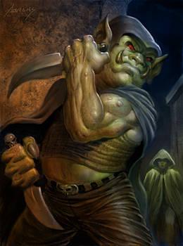 killer goblin