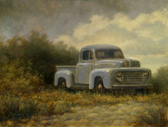 48Fordpickup by PaulAbrams