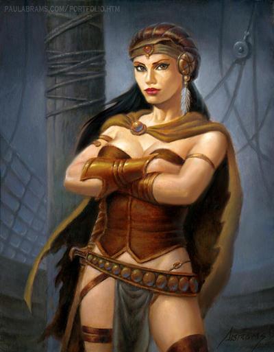 PirateCaptain by PaulAbrams