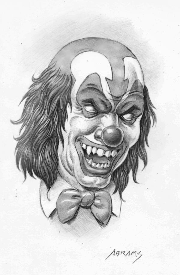 killer the Clown by PaulAbrams