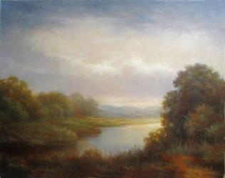 Sawkill Creek - Rosendale, NY by PaulAbrams
