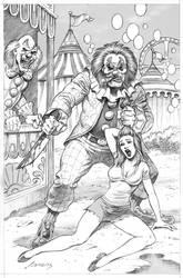 KillerClowns by PaulAbrams