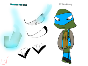 TMNT Next Gen: Voice Headcanons by LilyEmiChan on DeviantArt