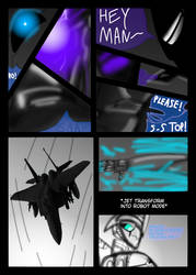 TFP - Getting Webbed (Comic) Part 2
