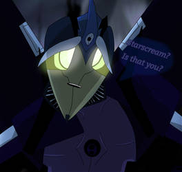TFP - Vanquish is scared about it