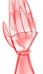 Robot hand (Redsketch)