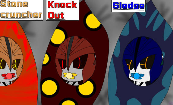 TFP: Baby Knockout and His brothers