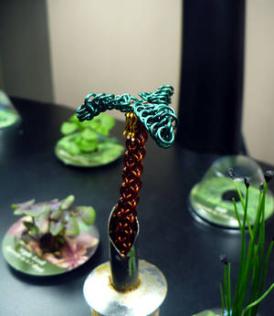 Chainmaille Banana Tree