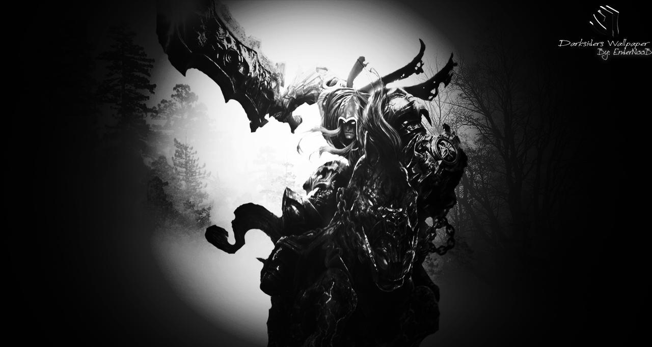 Darksiders War Wallpaper By: War Darksiders By EnderNoobDesigns On DeviantART