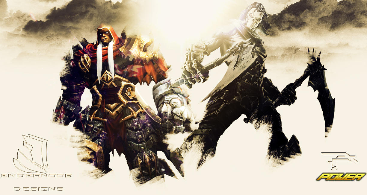 brothers of the apocalypse war an death darksiders