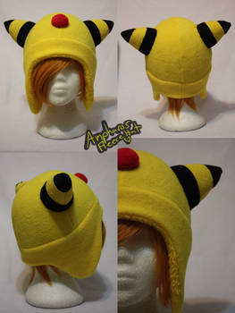 +FleeceHat:Sold+ Ampharos.