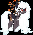 Old Tree Halloween Pony Adopt |CLOSED|