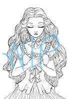 Collab Lineart
