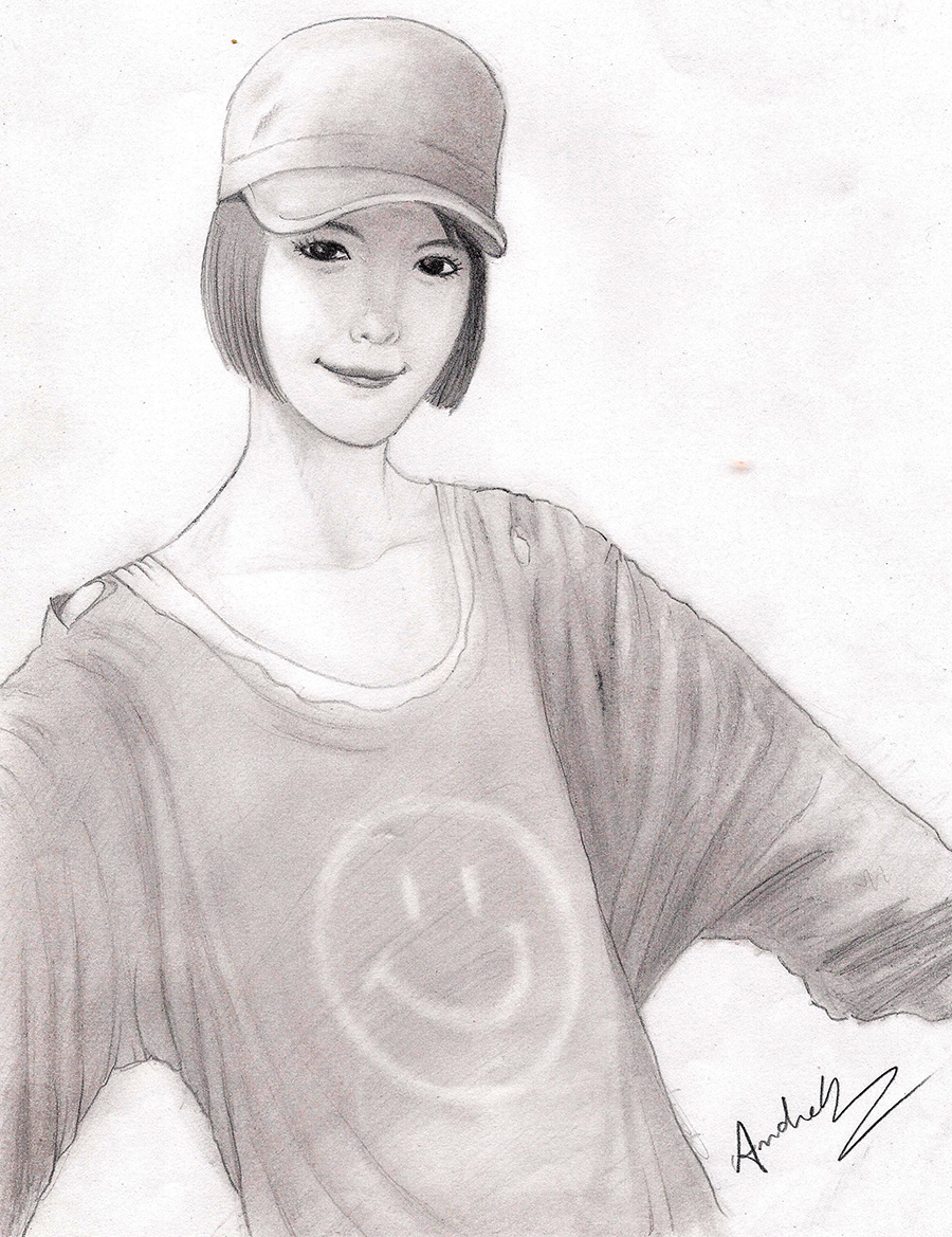 Aya Hirano by andrewportella