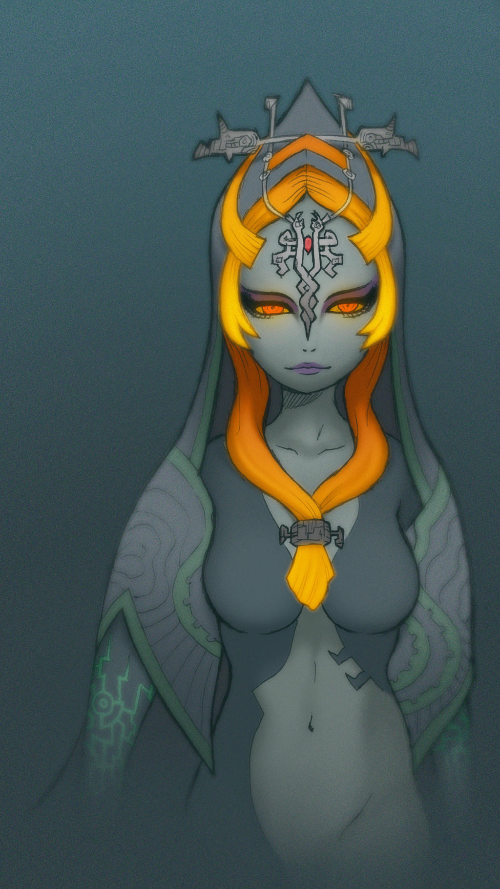 Midna by andrewportella