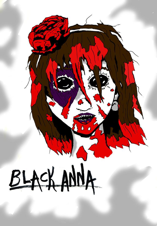 Black Anna Design 2014 by Sighter