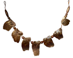 Ancient necklace png