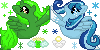 Gift/Mine - Pixel Icons by AngelOfLlamas
