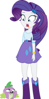 Equestria Girls - Rarity - Gah