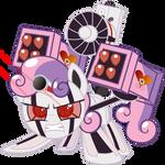 Sweetie Bot - FEAR ME!