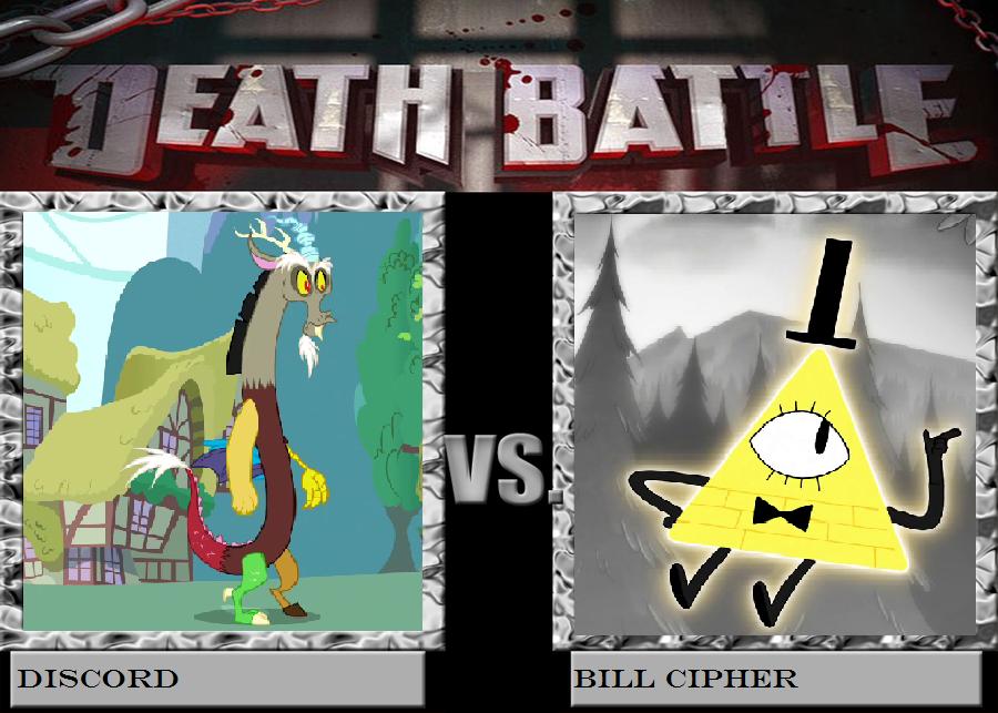 Discord VS Bill Cipher Death Battle by Ghostdog123765