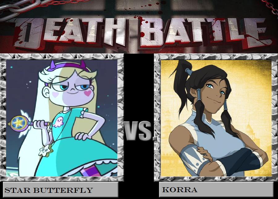 Star VS Korra Death Battle by Ghostdog123765