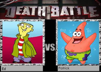 Ed VS Patrick by Ghostdog123765