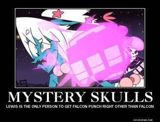 Mystery Skulls Animated Devotional by Ghostdog123765