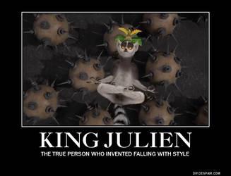 All Hail King Julien Devotional by Ghostdog123765