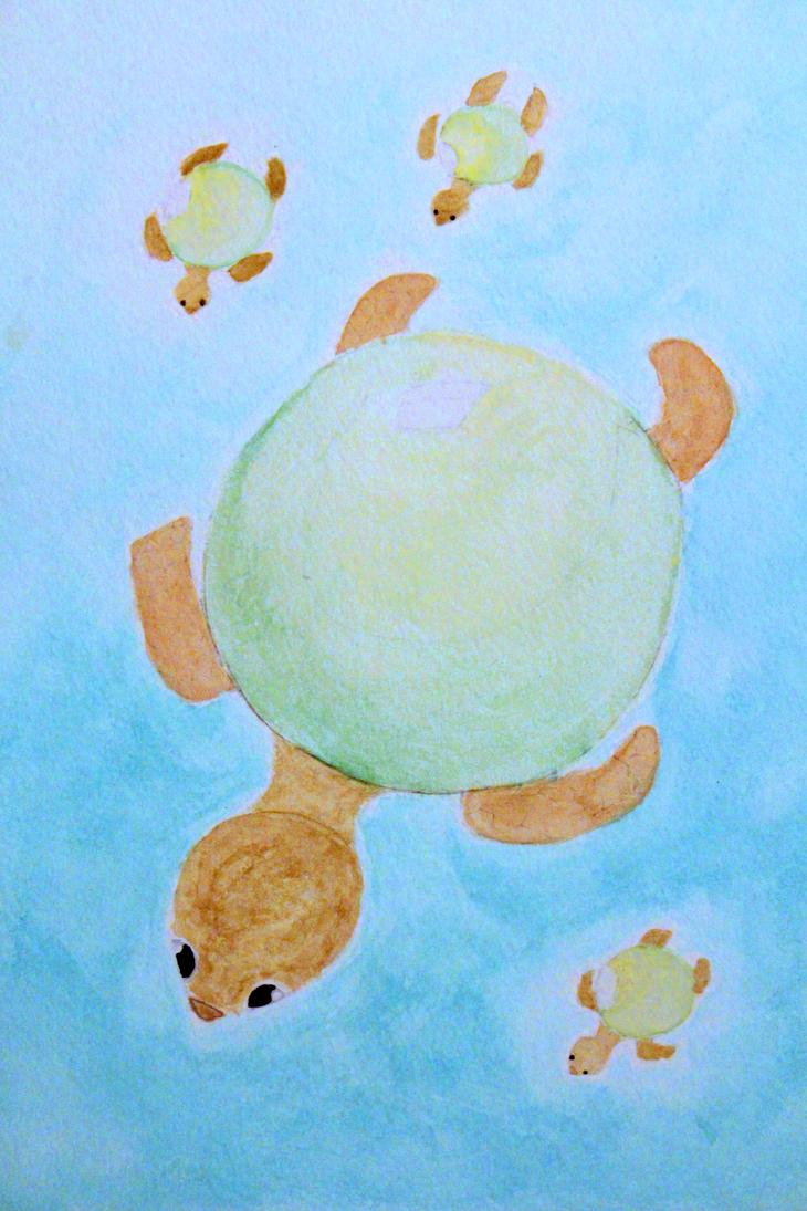 Flipper the Grape by ohsweetmomsen