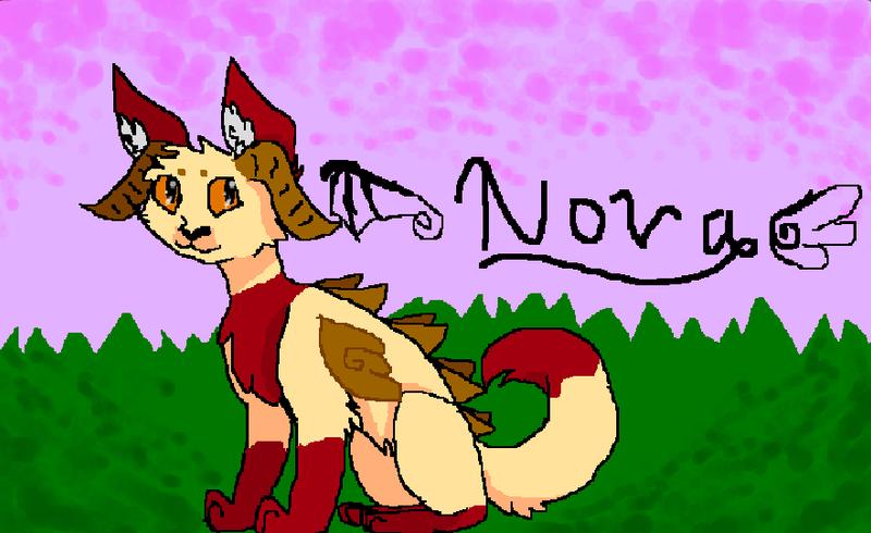 Nova ( #FlyingPings ) by TheFluffyKifa