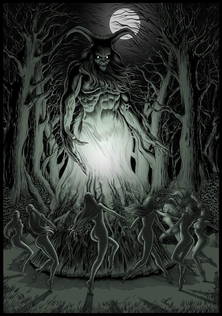 The night masquerade by americanvendetta