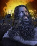 Terrorizer Amon Amarth cover