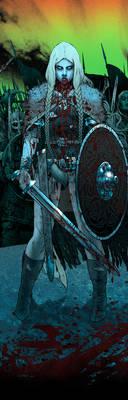 Valkyrja Battlemaiden Hildr 'Battle'