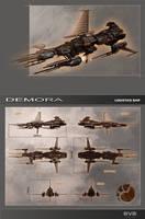 DEMORA Logistics ship by emilus