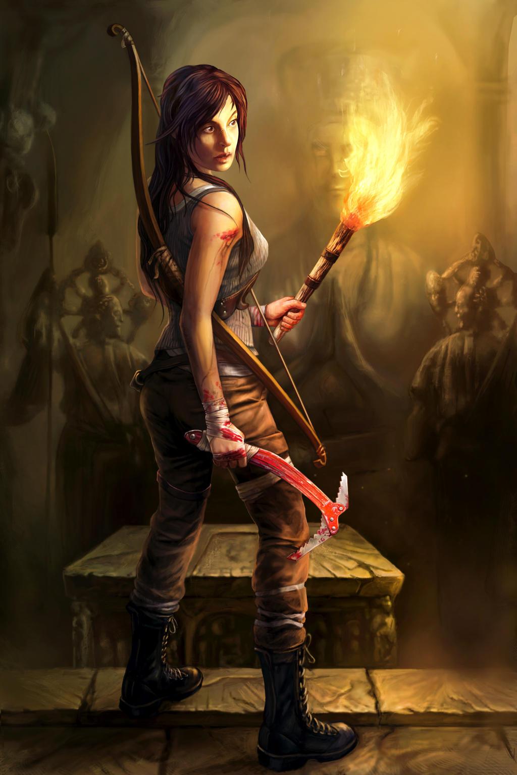 Tomb Raider Reborn contest by emilus