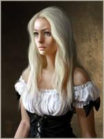Beautiful Lady by emilus