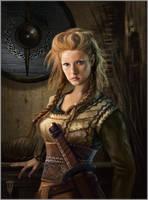 Lagertha by emilus