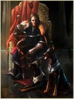 Aegon The Cruel by emilus