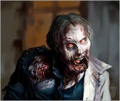 Zombie by emilus