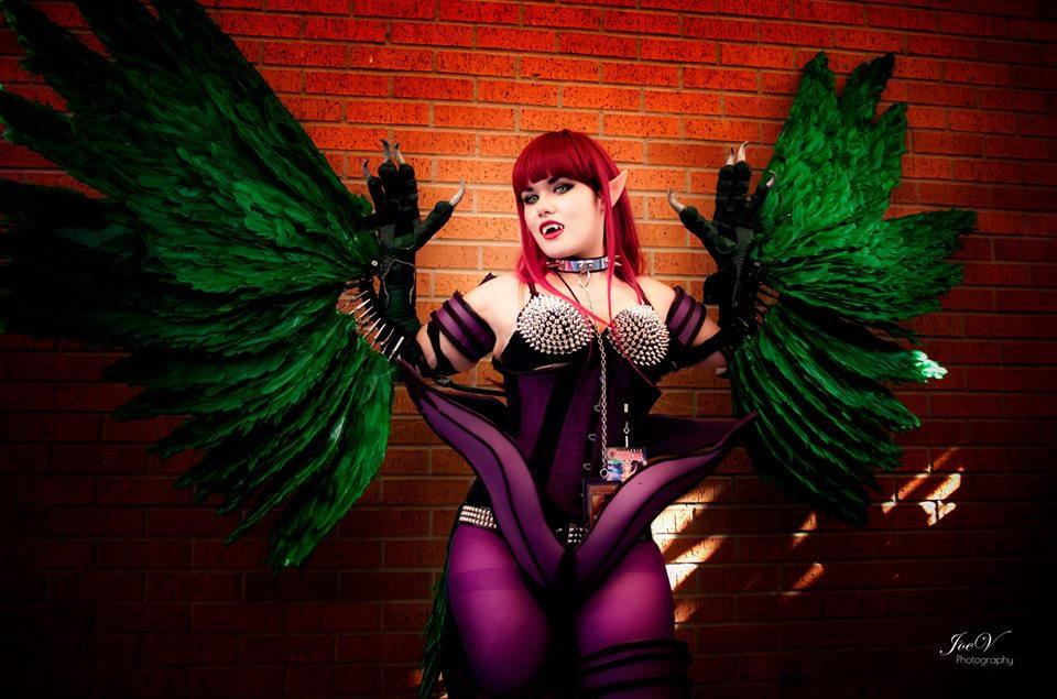 Harpie Lady Cosplay