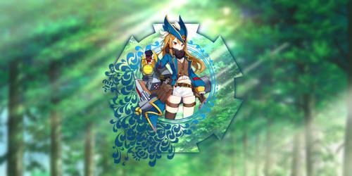 Azur Lane Hunter by ShykaKR