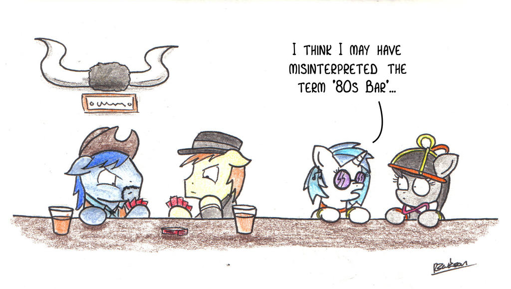 Right Decade, Wrong Century by bobthedalek