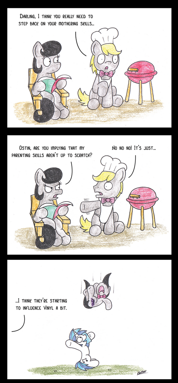 Influence by bobthedalek