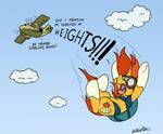 Sky-High Scare